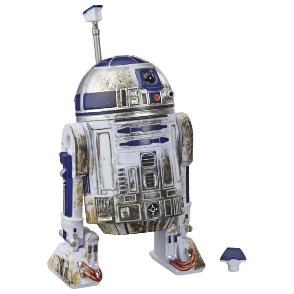 Star Wars The Black Series R2-D2 Dagobah Collectible Action Figure