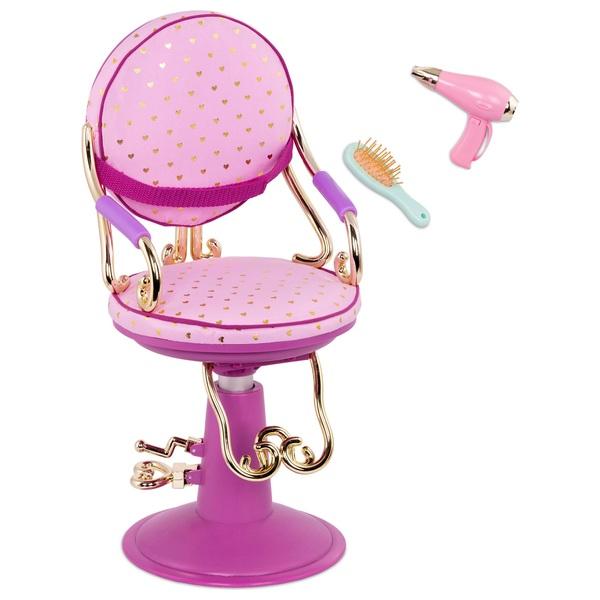 Our Generation Sitting Pretty Salon Chair Set