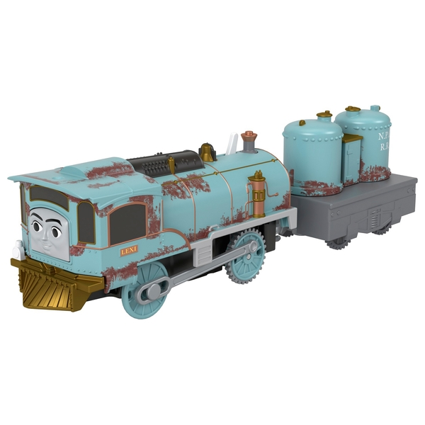 Thomas Track Master Motorised Lexi