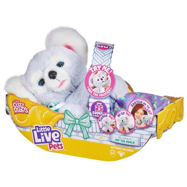 NEW Little Live Pets Cozy Dozy Koala WAS £29.99 NOW £23.99 @ Smyths