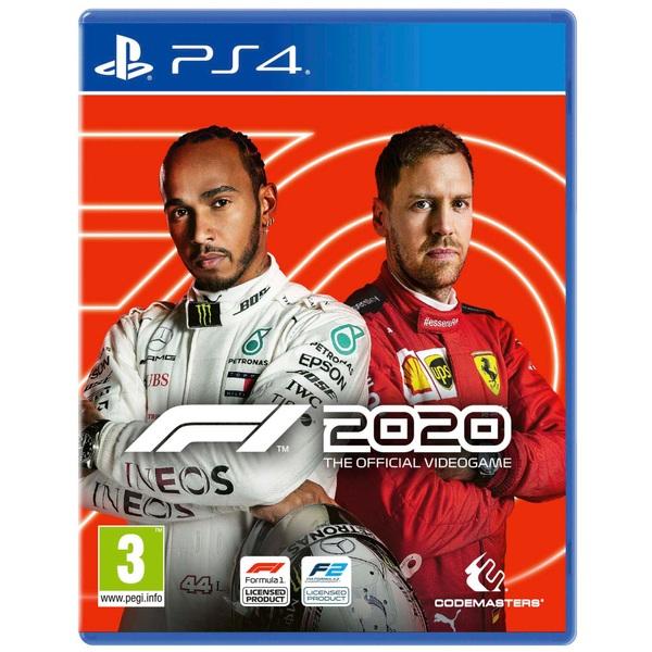 F1 2020 Seventy Edition PS4
