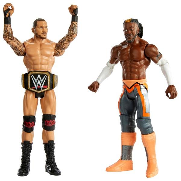 WWE Battle Pack Series 67 Kofi Kingston and Randy Orton