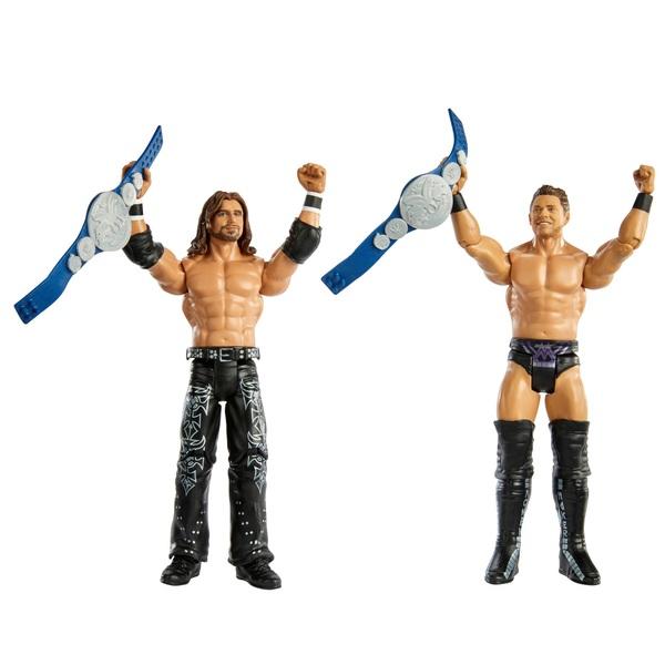 WWE Battle Pack Series 67 The Miz and John Morrison