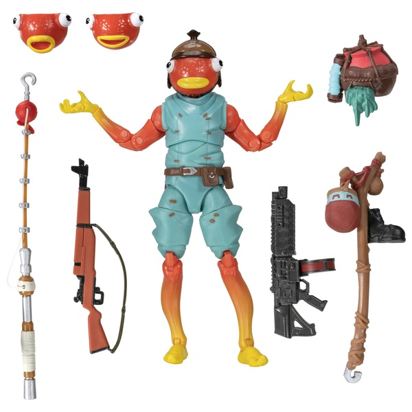 Fortnite Fishstick -Legendary Series 15cm Collectible Figure Pack