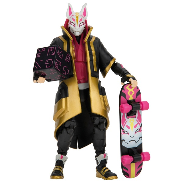 Fortnite Drift Stage -Legendary Series 15cm Collectible Figure Pack