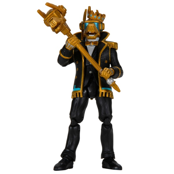 Fortnite Y0nd3r (Flair) - Solo Mode 10cm Collectible Figure