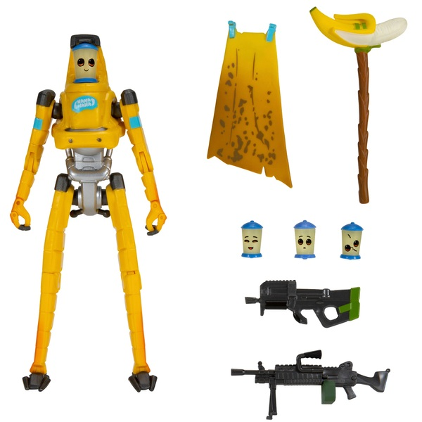 Fortnite Legendary Series Collectible 15cm Figure Pack - P-1000