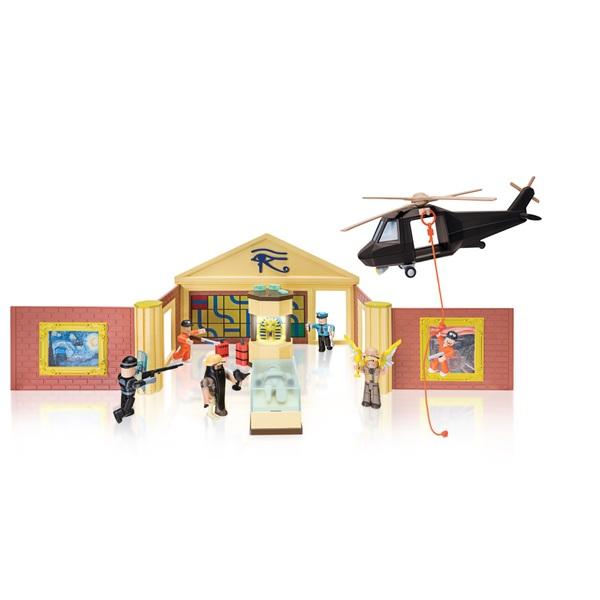 Roblox Jailbreak Museum Heist Coverts Ops Edition