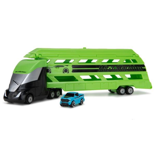 Micro Machines Mini Vehicle Hauler Assortment