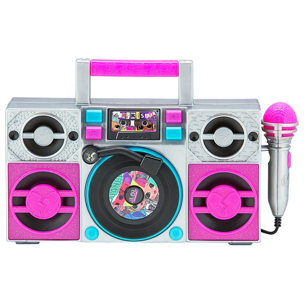 L.O.L. Surprise! Sing-Along Boombox