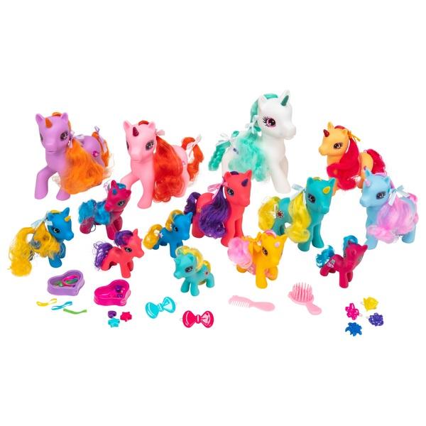 Wonder Unicorn 14 piece Mega Set