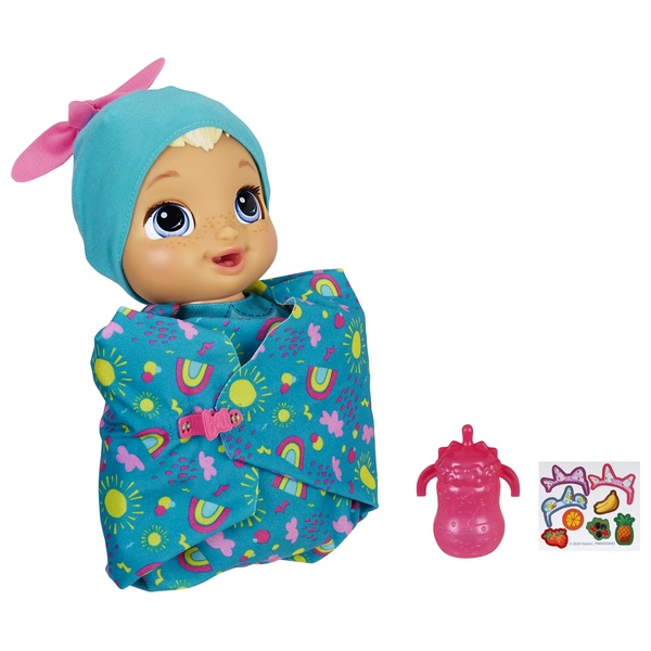 Baby Alive Baby Grows Up Doll