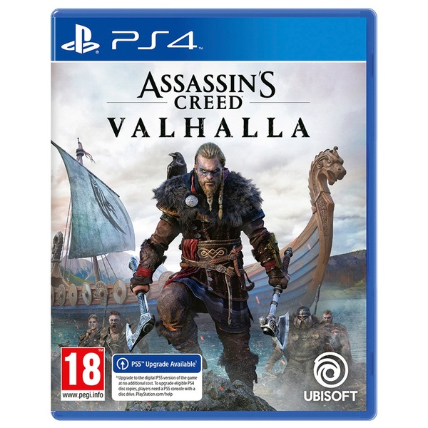 Assassin S Creed Valhalla Ps4 Smyths Toys Ireland