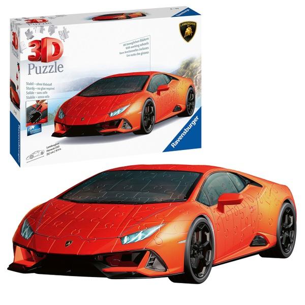 Ausgefallenkreatives - Ravensburger 3D Puzzle Lamborghini Huracan EVO - Onlineshop Smyths Toys