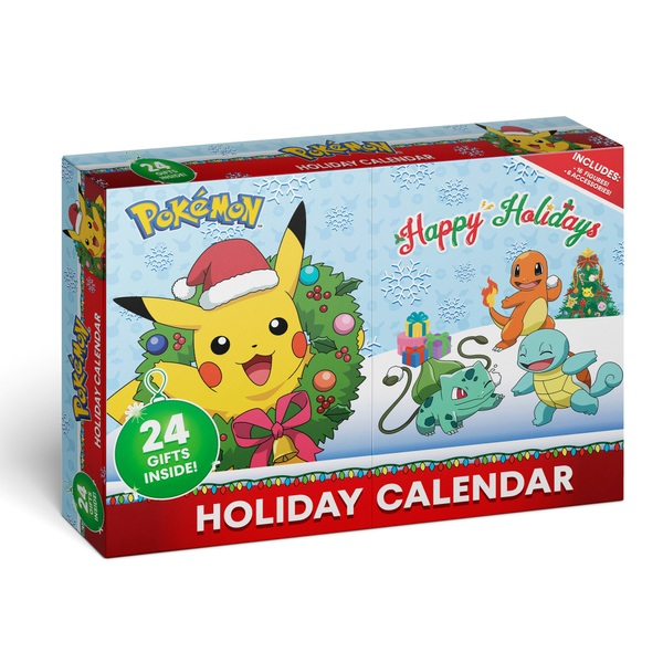 Pokémon Advent Calendar