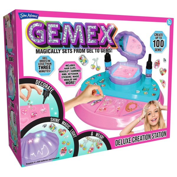 Gemex Deluxe Creation Station