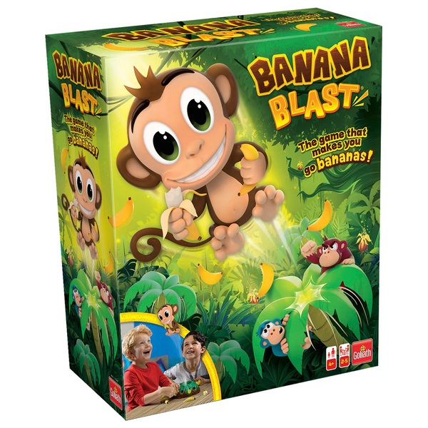 Banana Blast Board Game