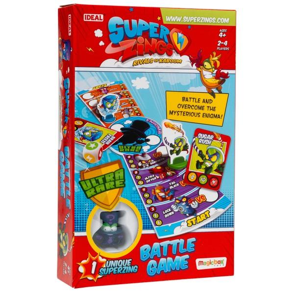 SuperZings Battle Game