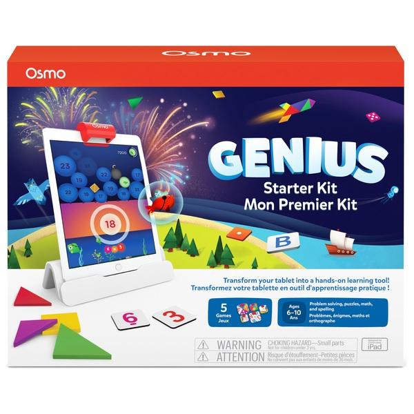 Osmo Genius Starter Kit For Ipad Smyths Toys Uk