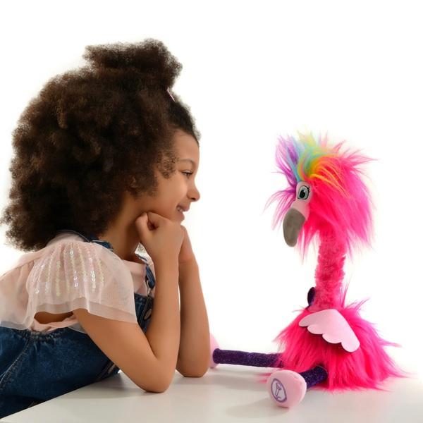 Sassimals Flossi the Flamingo