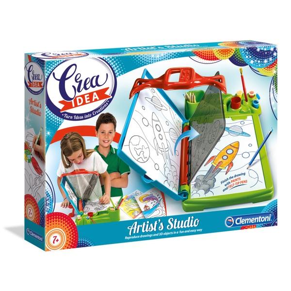 Clementoni Crea Idea - Artist's Studio