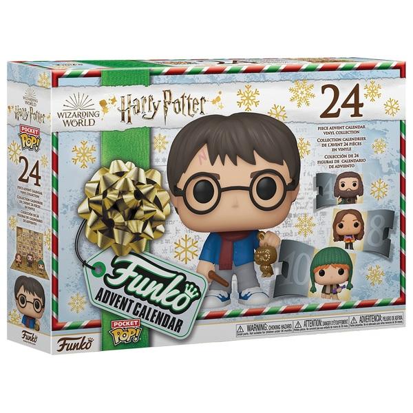 - Harry Potter POP! Vinylfiguren Adventskalender - Onlineshop Smyths Toys