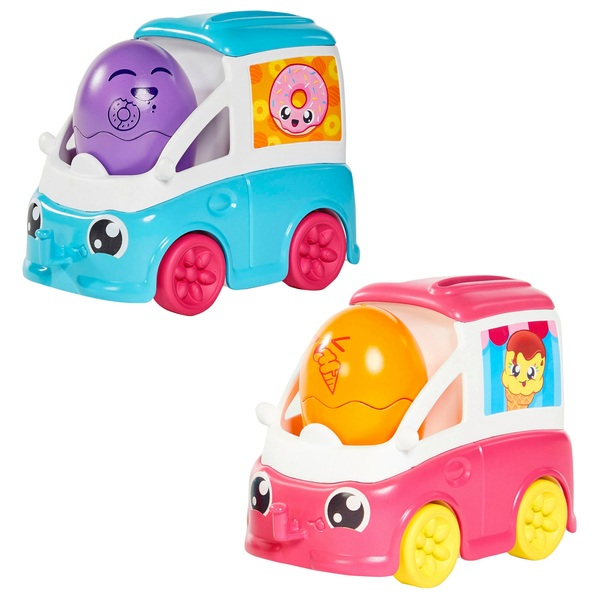 TOMY Toomies Fill & Pop Snack Trucks Assortment