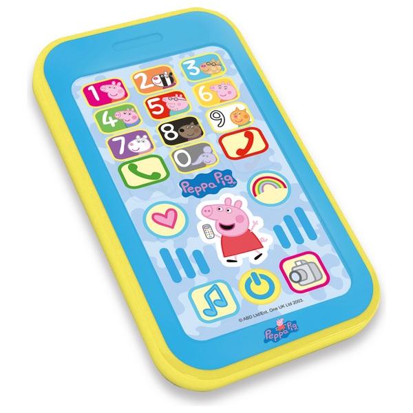Peppa Pig's Smart Phone