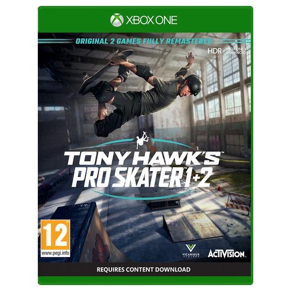 Tony Hawk's Pro Skater 1 & 2 Xbox One