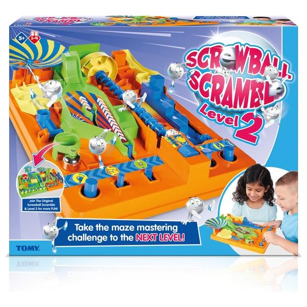 Screwball Scramble Level 2