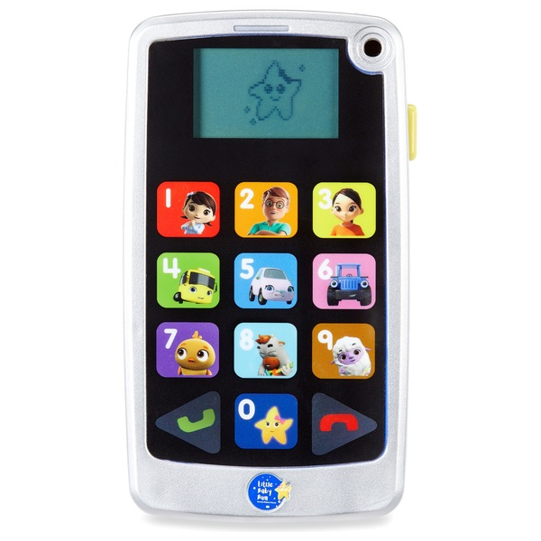 Little Baby Bum Sing-Along Phone by Little Tikes