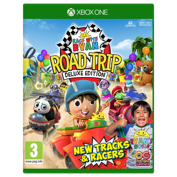 Race with Ryan: Road Trip Deluxe Edition Xbox One