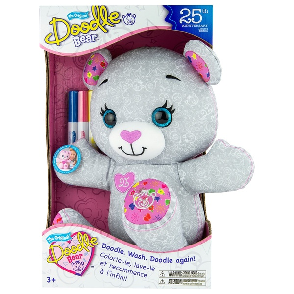 25th Anniversary Doodle Bear