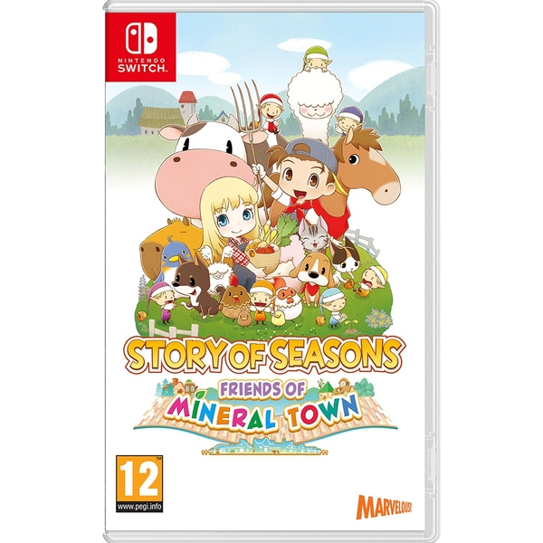 Story of Seasons Nintendo Switch