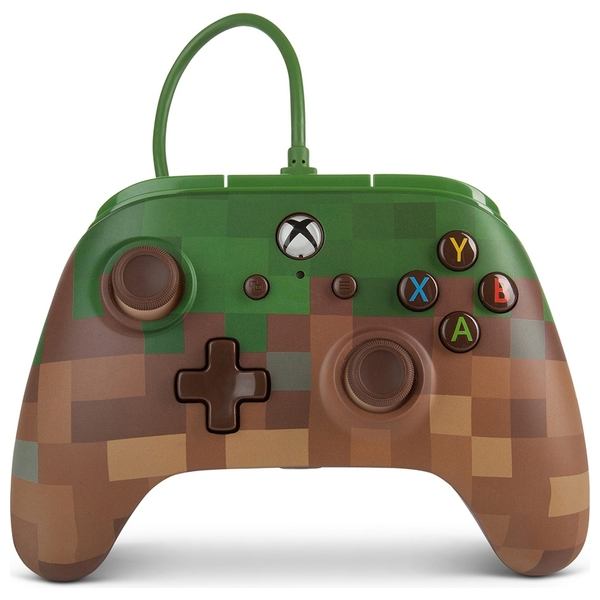Minecraft Enhanced Wired Controller for Xbox One