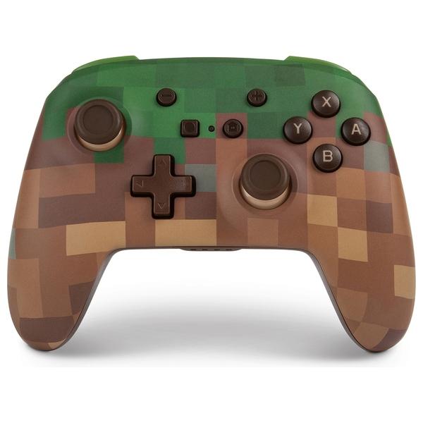 Minecraft Wireless Controller for Nintendo Switch