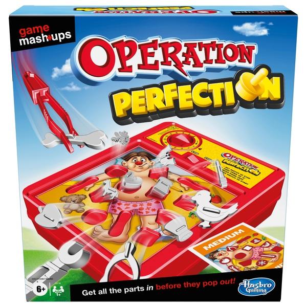 Game Mashups: Operation Perfection