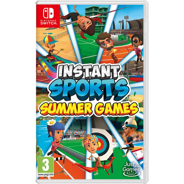 Instant Sports: Summer Games Nintendo Switch
