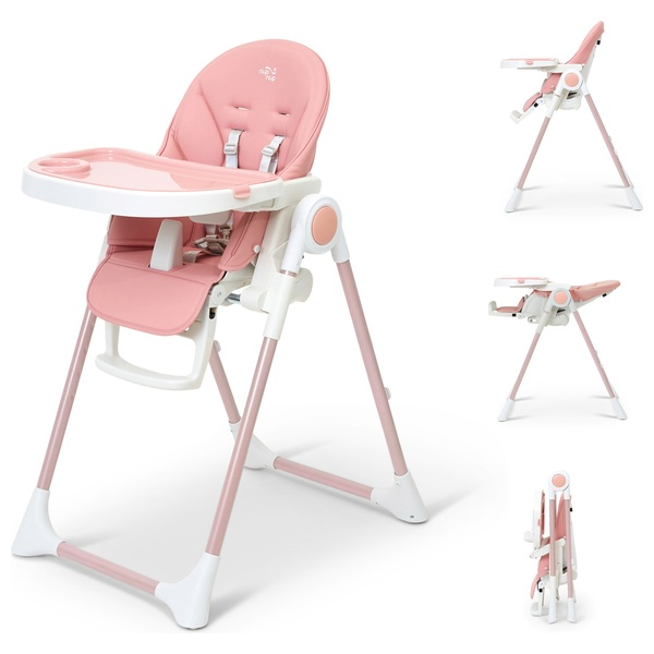Baby Elegance Nup Nup High Chair Pink