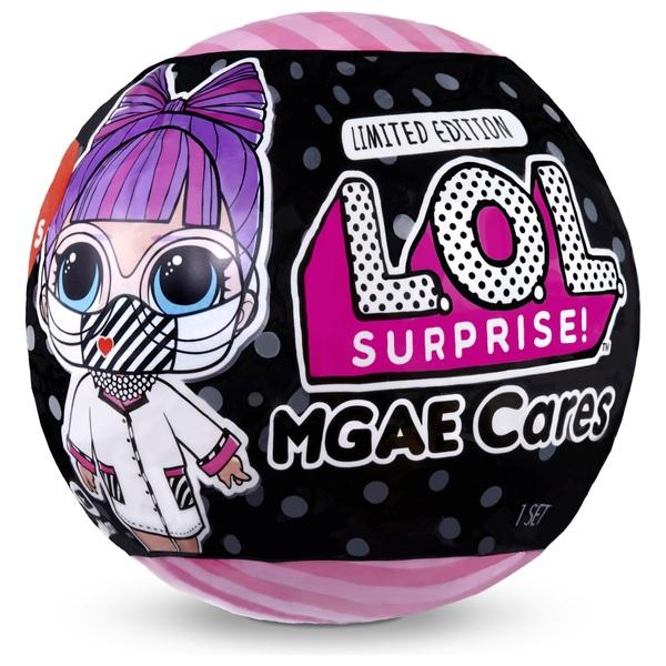 L.O.L. Surprise MGA CARES Frontline Hero