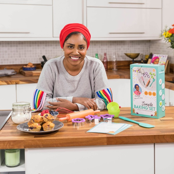 Nadiya's Simple Baking Set
