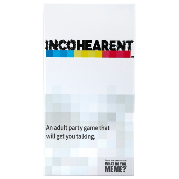 Incohearent Board Game