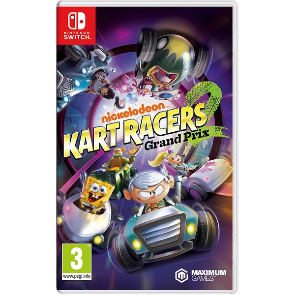 Nickelodeon Kart Racers 2: Grand Prix Nintendo Switch