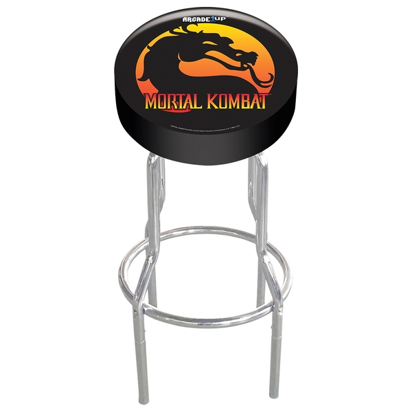 Arcade1Up Adjustable Gaming stool - Mortal Kombat