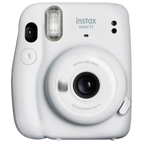 FUJIFILM instax mini 11 Sofortbildkamera Ice-White