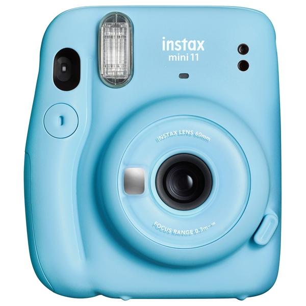 FUJIFILM instax mini 11 Sofortbildkamera Sky-Blue