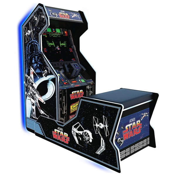 Arcade1Up Limited Edition Star Wars Seated Cabinet