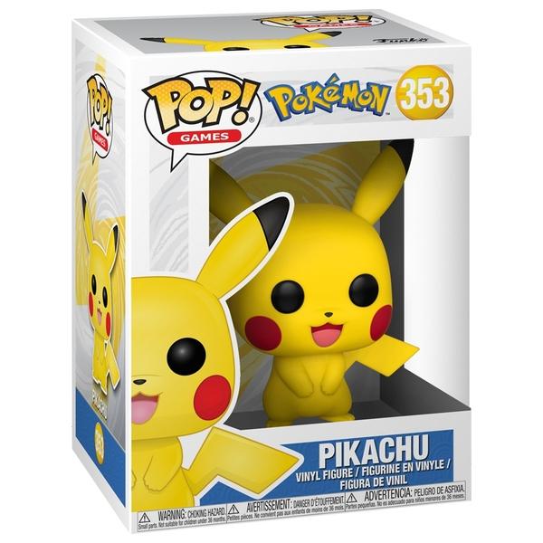 POP! Vinyl: Pokémon Pikachu