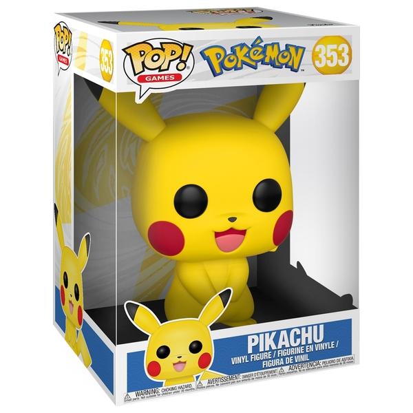 POP! Vinyl: 25cm Pokémon Pikachu