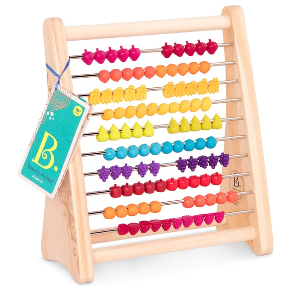 B Toys Two-ty Fruity Abacus